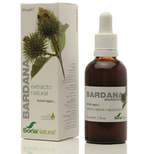 EXTRACTO BARDANA 50ML SORIA