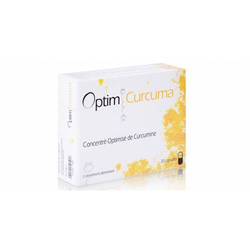 OPTIM CURCUMA 45CAP OPTIM