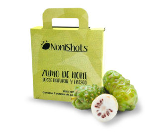 ZUMO NONI 2X500ML 100% NATURAL NONISHOTS