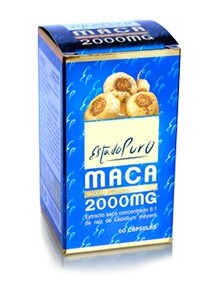 MACA 2000MG 60CAP ESTADO PURO