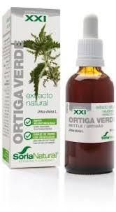 EXTRACTO ORTIGA VERDE SIGLO XXI 50ML SORIA NATURAL