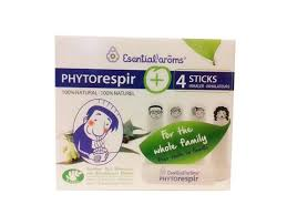 PHYTORESPIR 4 STICKS ESENTIAL AROMS