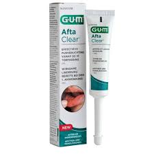 AFTA CLEAR 10ML SUNSTAR GUM