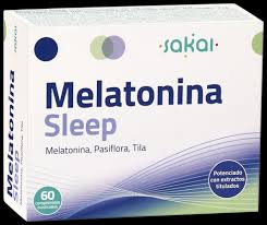 MELATONINA SLEEP 60COMP SAKAI