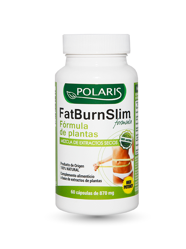 FATBURNSLIM 870MG 60CAP POLARIS