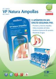 VP ATURA AMPOLLAS  5 APOSITOS