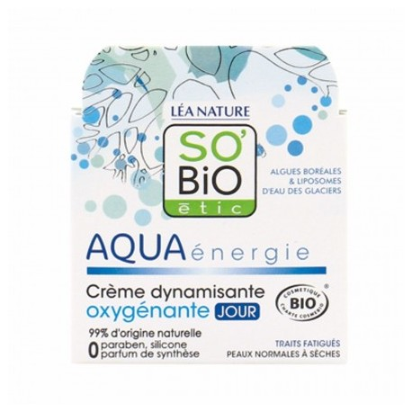 CREMA DIA AQUA ENERGIE 50ML SO BIO ETIC