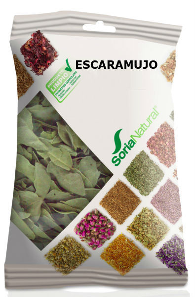 ESCARAMUJO BAYAS 100GR SORIA NATURAL
