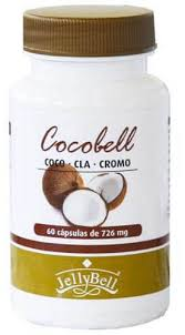 COCOBELL 726MG 60CAP JELLYBELL