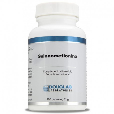 SELENOMETIONINA 100CAP DOUGLAS