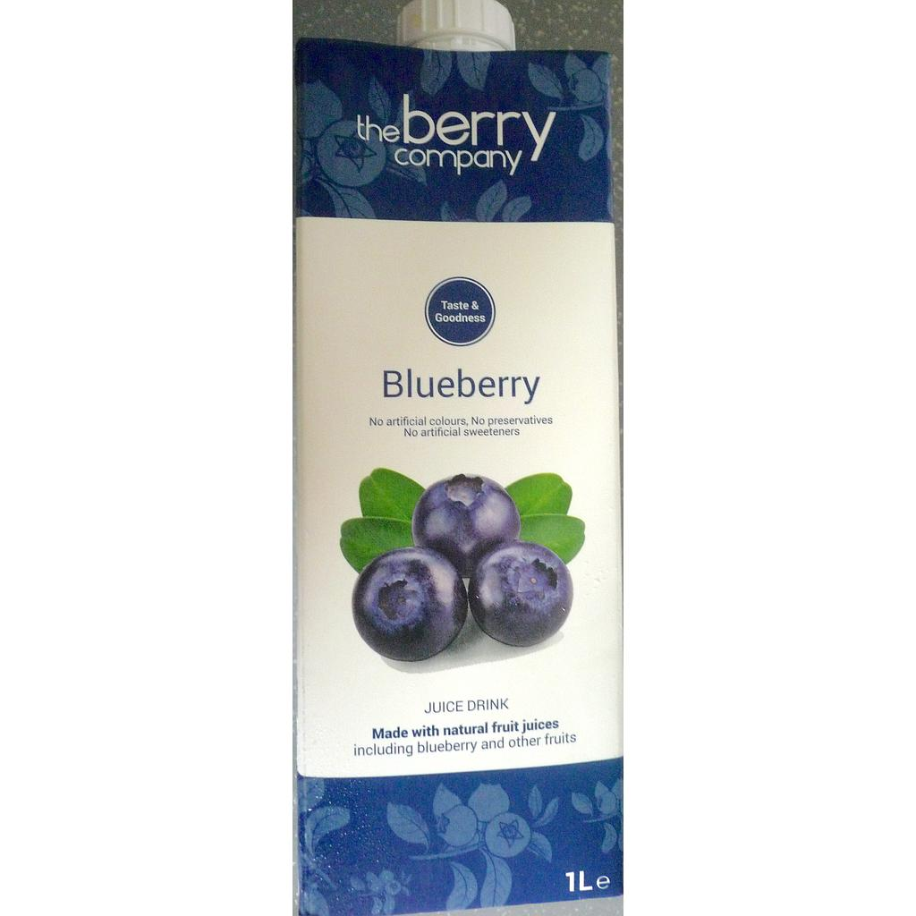 ZUMO ARANDANO 1L THE BERRY COMPANY