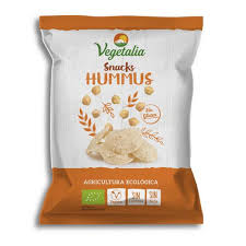 SNACKS HUMMUS 45GR VEGETALIA
